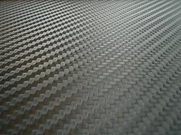TCBunny 3D Carbon Fiber Vinyl Film Wrap Black 12\