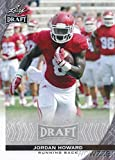 Jordan Howard 2016 Leaf Draft #44 ROOKIE Card in MINT Condition! Shipped in Ultra Pro Snap Card Holder to Protect It! Awesome Rookie Card of Chicago Bears Young Superstar & Top NFL Pick!Check out our Amazing Prices and Large Selection of ...