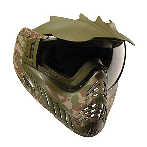 V-FORCE Profiler LTD Thermal Lense Paintball Mask / Goggles - Woodland - Woodland Thermal