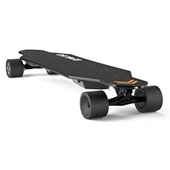 EPIKGO Electric Longboard Skateboard with Dual-Motor Smart Skateboards (7 Ply Bamboo Board) and Wireless Remote