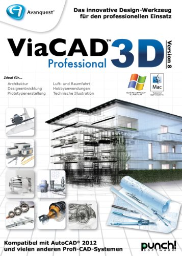 ViaCAD Pro V8 [Download]