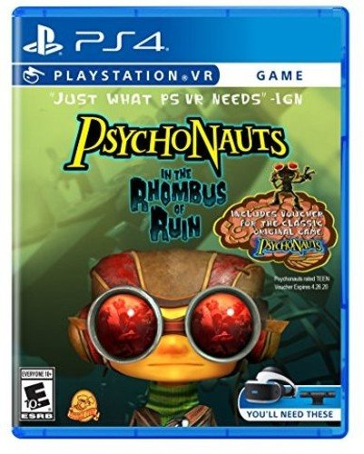 Psychonauts In the Rhombus of Ruin - PlayStation VR
