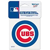 "Chicago Cubs Official MLB 4"" x 4"" Decal"