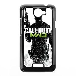 HTC One X Phone Case Black call of duty modern VMN8126811