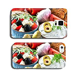 Tzatziki - sheep cheese - salad cell phone cover case iPhone6 Plus