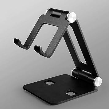 Ludzzi 1 Soporte Plegable para teléfono móvil, ángulo Ajustable de ...