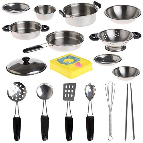 pretend cookware - 9