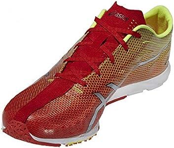 vangst officiële site verschillende stijlen ASICS Piranha SP5 Running Shoes, Red, 6.5 AU: Amazon.com.au ...