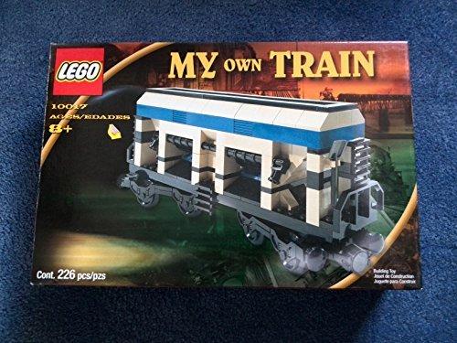 - Lego # 10017 Hopper Wagon Train Car