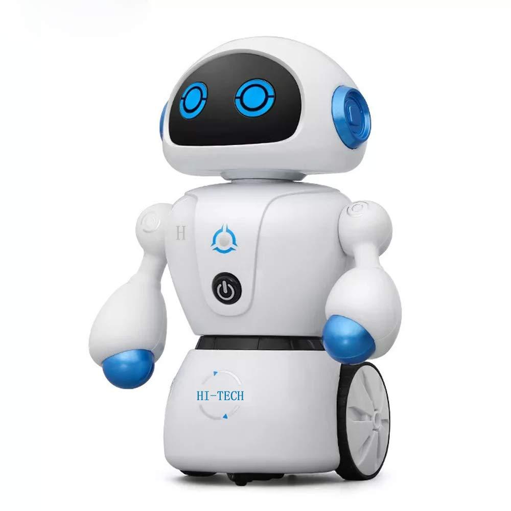 Hi-Tech Wireless Interactive Robot Toy Robot for Boys, Girls, Kids, Children (Blue) by HI-TECH OPTOELETRONICS CO., LTD.
