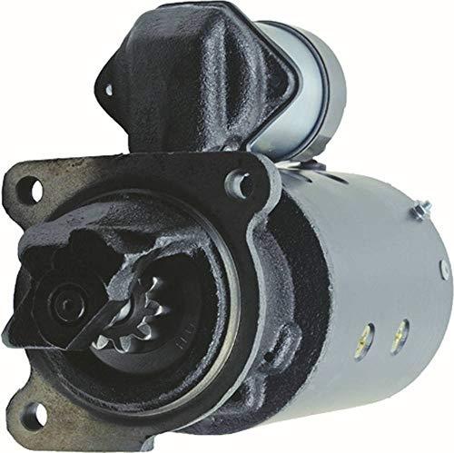 Starter, Black - DB Electrical 410-12425