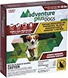 Adventure Plus - DROPS - KILLS Fleas and Eggs - Protection (4-dose) LARGE DOG (21-55 lbs)