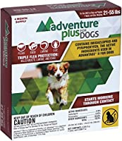 Adventure Plus (4-dose) LARGE DOG (21-55 lbs)