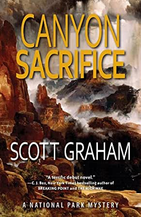 Amazon.com: Canyon Sacrifice (National Park Mystery Series