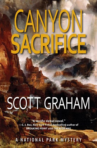 Canyon Sacrifice (National Park Mystery Series) ()