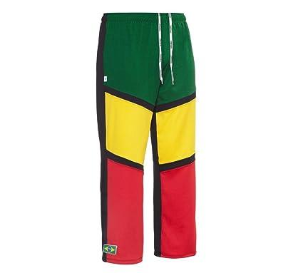 Original Brasilianische Capoeira Hose Unisex Schwarz Reggae Abada Martial  Arts Elastische Pants.