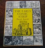 """""""The Early Comic Strip Narrative Strips and Picture Stories in the European Broadsheet from c.1450 to 1825 (History of the Comic Strip, Volume 1)"""" av David Kunzle"""