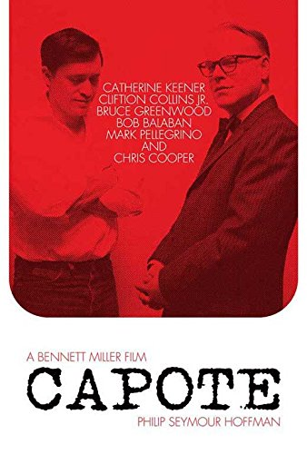 Buy pop culture graphics capote movie poster 27 x 40