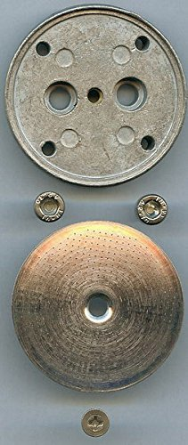 Gaggia Headgroup plate DY0036A Shower disc DM0704 and Screws