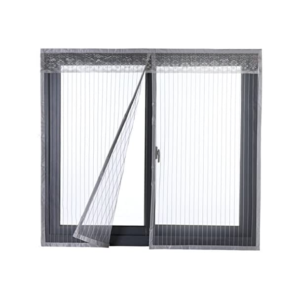 Icegrey Zanzariera Magnetica Per Porte Finestre Tenda Zanzariera Con Magneti Rete Anti Zanzare Zanzariera 90x150cm… 1 spesavip