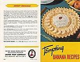 TEMPTING BANANA RECIPES