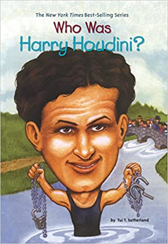 Buy Who Was Harry Houdini? Book Online at Low Prices in