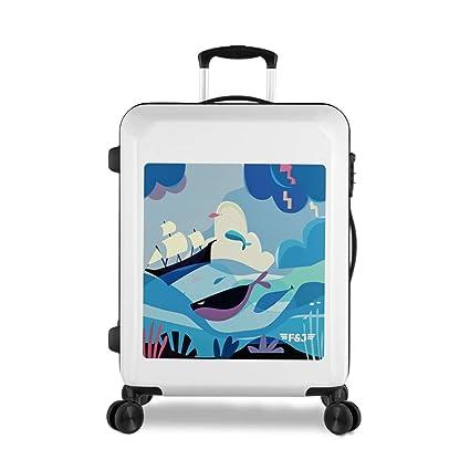 be1c77196e56 Amazon.com: OTLLE Camouflage Jungle Series Suitcase Small Fresh ...