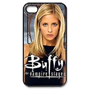 Buffy The Vampire Slayer Image Protective Iphone 5s / Iphone 5 Case Cover Hard Plastic Case for Iphone 5 5s