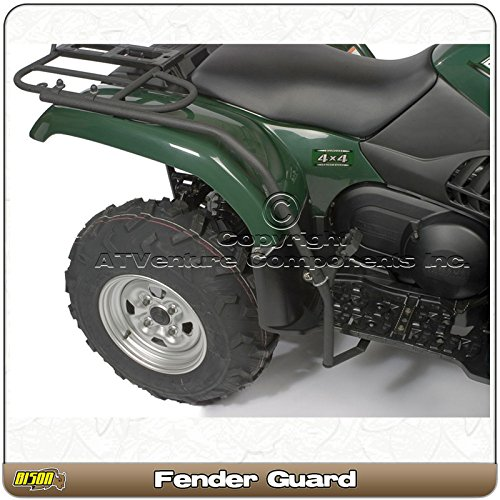 yamaha grizzly 450 fenders - 9