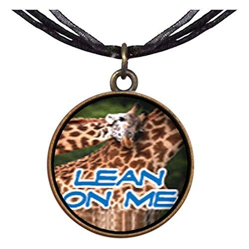 GiftJewelryShop Bronze Retro Style Lean On Me Animals Aries Pendant