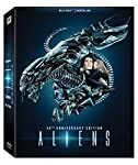 Cover Image for 'Aliens 30th Anniversary Edition Blu-ray'