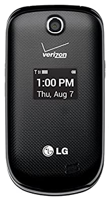 Lg Vn170 Revere 3 Verizon Wireless Camera Flip Phone (Verizon Wireleless Only) Clean Esn Retail