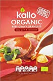 Kallo Organic Beef Gravy Granules (35g) - Pack of 6