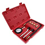WinnerEco Automotive Petrol Engine Gas Engine Cylinder Compression Tester Gauge Kit