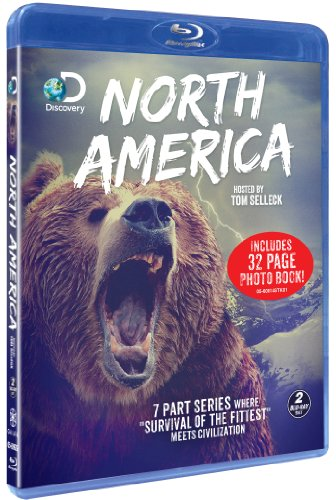 North America + Photo Booklet [Blu-ray]