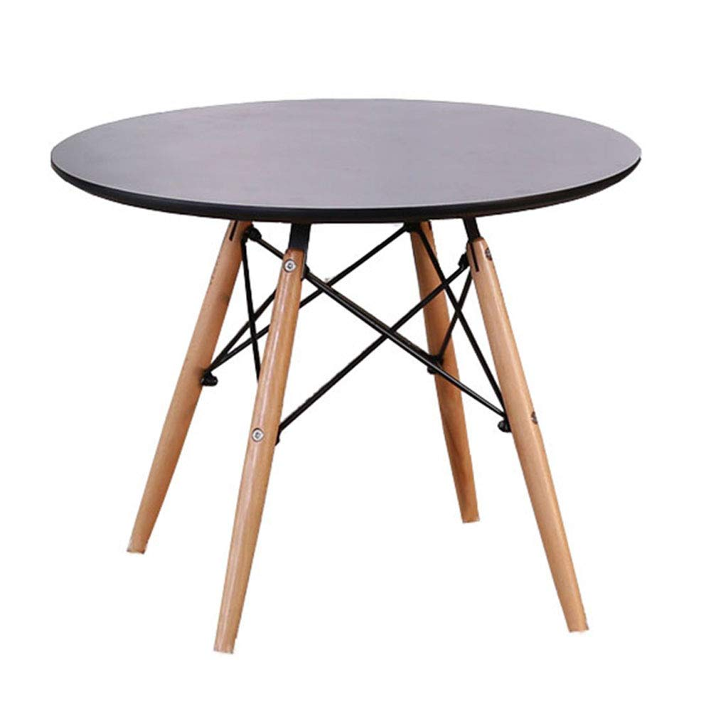 Sensational Xbbz Modern Minimalist Black Coffee Table Nordic Simple Andrewgaddart Wooden Chair Designs For Living Room Andrewgaddartcom