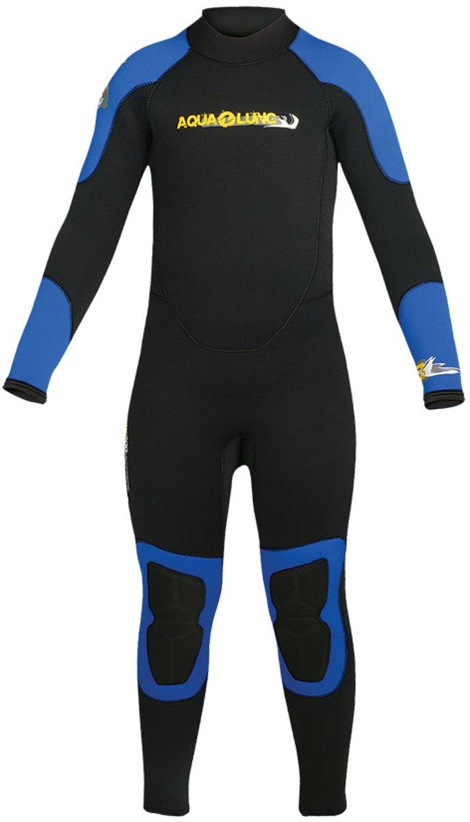 AquaLung Tsunami 7mm キッズウェットスーツ B0088XI5E4 X-Large ブルー ブルー X-Large