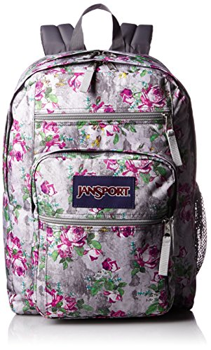 JanSport Big Student Classics Series Backpack - Multi Concrete Florals