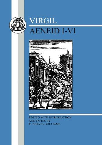 Virgil: Aeneid I-VI (Latin Texts) (Bks. 1-6)