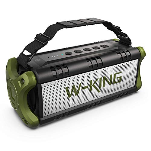 50W(70W Peak) Wireless Bluetooth Speakers Built-in 8000mAh Battery Power Bank