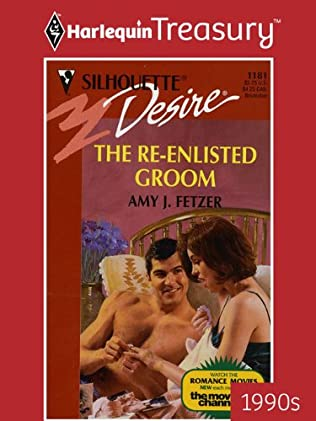 book cover of The Re-enlisted Groom