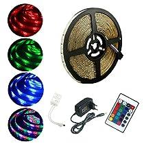 ALED LIGHT® Multicolor Tira de Luz LED Impermeable