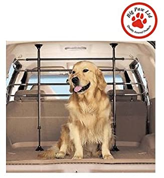 BMW I3 i3 13-ON PREMIUM DELUXE DOG PET GUARD BARRIER