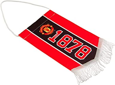 Amazon Com Manchester United F C Mini Pennant Official Merchandise Clothing