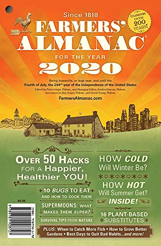 Best Search Engines 2020 Farmers' Almanac 2020   Kindle edition by Peter Geiger, Sondra