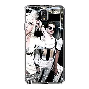Excellent Hard Phone Cover For Samsung Galaxy Note3 (yOX18828fzhW) Provide Private Custom Beautiful Avantasia Band Series