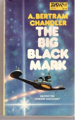 book cover of The Big Black Mark