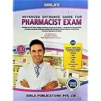 Advanced Entrance Exam Guide For Pharmacist Exam