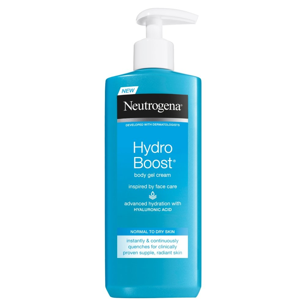 Neutrogena Hydro Boost Body Gel Cream, 250 ml