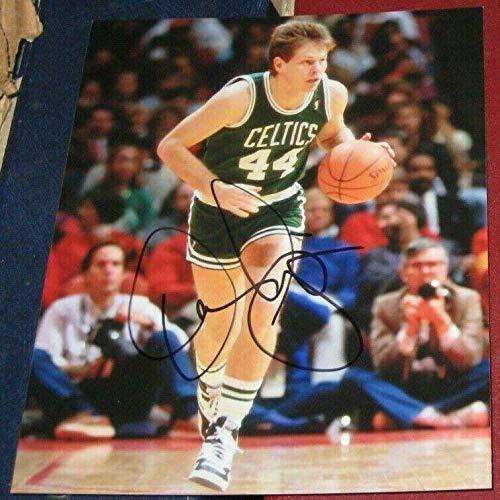 Autographed Danny Ainge (Toronto Blue Jays) Photo - Boston Celtics 8x10 COA Basketball NBA - Autographed MLB Photos